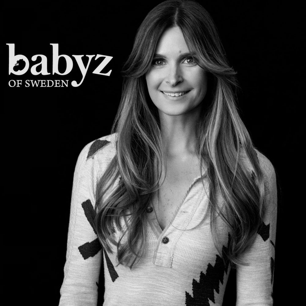 Filippa Tjärnlund, författare och life coach berättar om sin Hypnobirth på Babyzpodcast.